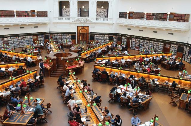 biblioteca centro formativo para cursos