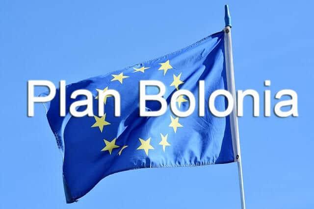 comunidad europea plan bolonia grados universitarios