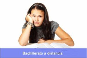 estudiar a distancia bachillerato - CURSO