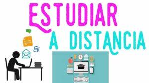 estudiar a distancia formacion profesional - CURSO