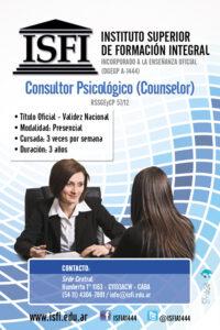 estudiar counseling a distancia - MASTER