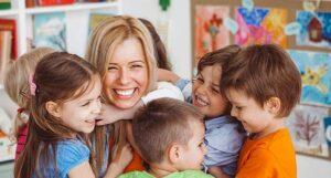 estudiar educación infantil a distancia - MASTER
