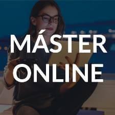 categorías estudiar master a distancia